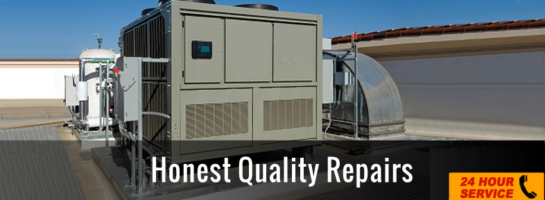 HVAC & Food Service Equipment Repair and Maintenance